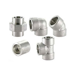 UNS 32205 DUPLEX FORGE FITTING
