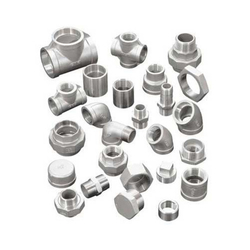 UNS 31254 DUPLEX FORGE FITTING