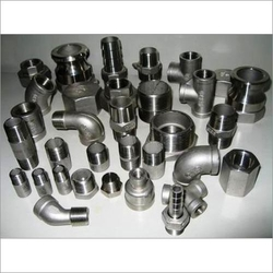 SS THREADED FITTING