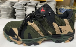 camouflage shoes green