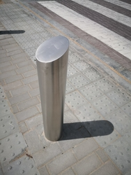 Stainless Steel Bollard from WESTERN CORPORATION LIMITED FZE