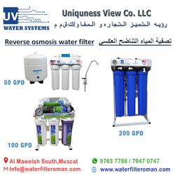 WATER FILTERS from UV WATER SYSTEMS