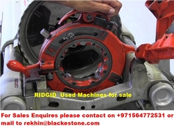 Used Ridgid 1 300 Compact Threading Machine