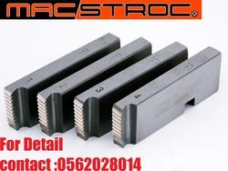 Macstroc HSS Pipe Threading Dies - 1/2 inch to 3/4 & 1 inch to 2 inch BSPTinch BSPT