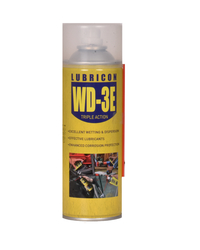 Lubricon WD 3 E from AL TAHER CHEMICALS TRADING LLC.