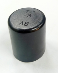 "7/8"" Plastic Bolt End Cap Protection  from AL BARSHAA PLASTIC PRODUCT COMPANY LLC"