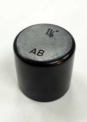 bpt 1 1/8 inch Plastic Bolt End Cap Protection in UAE from AL BARSHAA PLASTIC PRODUCT COMPANY LLC