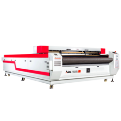 Jinan AOL big size DSP control auto feeding clothing textile leather fabric co2 laser cutting machine from JINAN AOL CNC EQUIPMENT CO., LTD