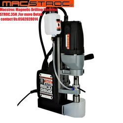 Macstroc Magnetic Drilling Machine STROC.35H from AL MUHARIK ALASWAD W.SHOP EQUIP. TR