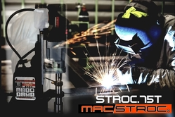 MACSTROC MAGNETIC DRILLING MACHINE STROC.75T