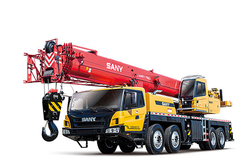 Sany Crane UAE from UNITED MECHANICAL EQUIPMEMTS TRADING EST.