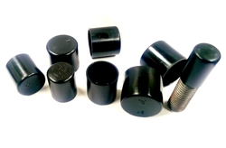bpt 1 3/8 inch Plastic Bolt End Cap from AL BARSHAA PLASTIC PRODUCT COMPANY LLC