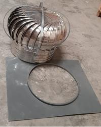 Exhaust Ventilation fan / Roof mounted fan / Motorless fan / Turbo Fan / Fan without motor from PRIDE POWERMECH FZE