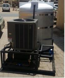 Chillers supplier in Dubai from PRIDE POWERMECH FZE