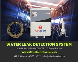 Water leak detection System for Server room and Datacenter. Leak detector. Leakage detection. Leak sensor. from CONTROL TECHNOLOGIES