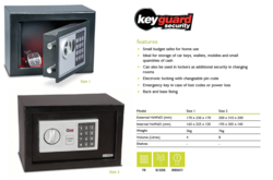 Fire and Burglar Proof Safes from MILAN SAFES TRADING