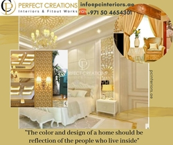 Luxury Interior Design Services in Dubai from PC INTERIORS - INTERIOR DESIGN IN DUBAI