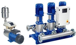 water booster pumps in UAE from CORE GENERAL TRADING LLC