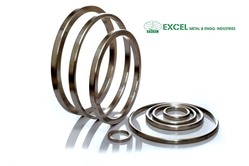 RTJ Gaskets from EXCEL METAL & ENGG. INDUSTRIES