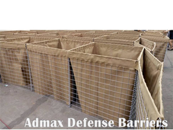 DEFENSE BARRIERS SUPPLIERS DUBAI from ADMAX SECURITY SOLUTION