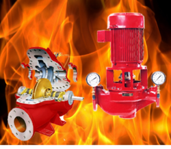 FIRE PUMP SUPPLIER  from CORE GENERAL TRADING LLC