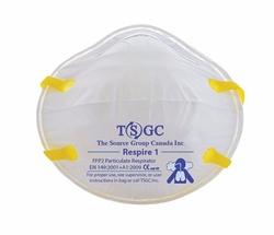 Dust Mask FFP2 - TSGC Respire 1