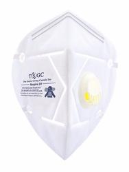 Dust Mask FFP2 with Valve - TSGC RESPIRE 2V