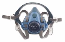 Reusable Half Face Mask - TSGC RESPIRE 4