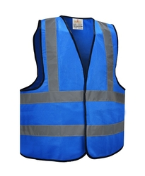Empiral Glitter Safety Vest from SAMS GENERAL TRADING LLC