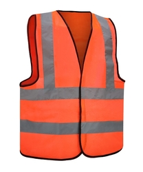 Empiral Shine Safety Vest  from SAMS GENERAL TRADING LLC