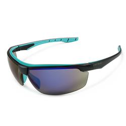 Empiral Safety Spectacle Sporty Blue Mirror (PREMIUM) from SAMS GENERAL TRADING LLC