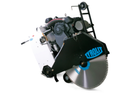 Asphalt Cutting Machine  from WECARE MACHINE & SPARE PARTS TRADING LLC