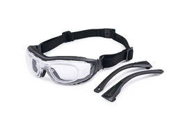 Empiral Safety Goggle RX Ultra Clear (PREMIUM PLUS) from SAMS GENERAL TRADING LLC