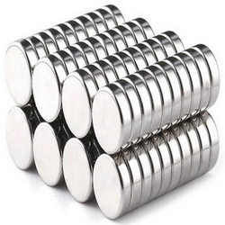 Neodymium Industrial Grade Magnets 10 x 1.5-mm from MAGSTAR TECHNO TRADE FZE LLC