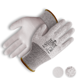 Empiral PU Coated Gorilla Cut 5 Gloves from SAMS GENERAL TRADING LLC