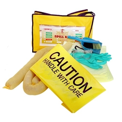 Empiral Portable Chemical Spill Kit 5 Gallon Bag from SAMS GENERAL TRADING LLC