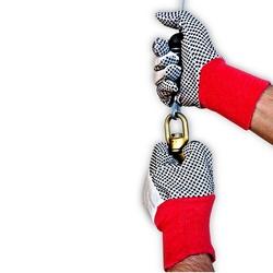 Ameriza Drill Dotted Gloves