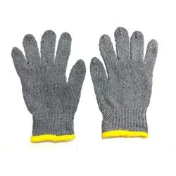 Ameriza Grey Cotton Gloves