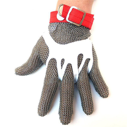 Empiral Stainless Steel Mesh Gloves  from SAMS GENERAL TRADING LLC