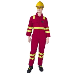 Empiral Safeguard-Pro FR Coverall 260 gsm from SAMS GENERAL TRADING LLC