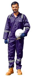 Ameriza Chief Coverall With Reflective Tapes