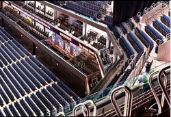 Arena seating Dubai from MBM UAE