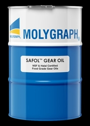 MOLYGRAPH SAFOL NSF H1 FOOD GRADE GEAR OIL UAE. from MILLTECH FZE