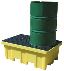 2 DRUM SPILL PALLET SUPPLIERS IN DUBAI from AL DOLPHIN TR L.L.C