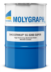 MOLYGRAPH SEMI-SYNTHETIC CUTTING OIL UAE from MILLTECH FZE