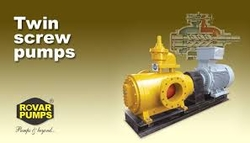 TWIN SCREW PUMPS IN DUBAI from CORE GENERAL TRADING LLC