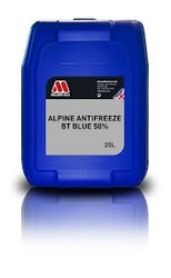 MILLERS Alpine Antifreeze BT Blue 50% UAE-OMAN from MILLTECH FZE