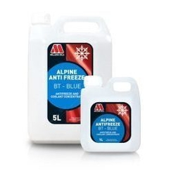 MILLERS Alpine Antifreeze BT Blue Concentrate-UAE-OMAN from MILLTECH FZE