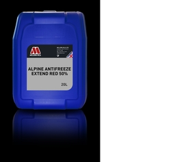 MILLERS -Alpine Antifreeze Extend Red 50%- UAE from MILLTECH FZE