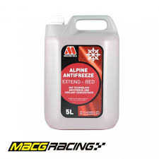 MILLERS-Alpine Antifreeze Extend Red Concentrate-UAE from MILLTECH FZE